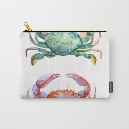 Colorful Crabs Carry-All Pouch