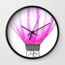 Balloon Wall Clock