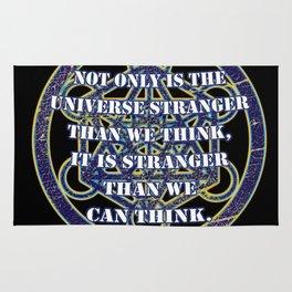 Strange Universe Rug