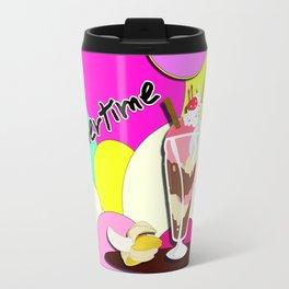 Summertime fruit drink Travel Mug