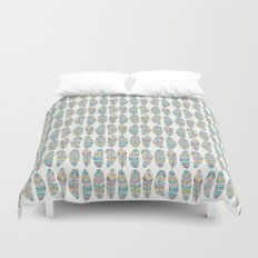 Amazon Feathers Duvet Cover