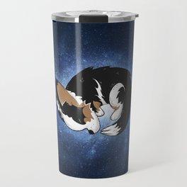 Cardigan Galaxy Travel Mug