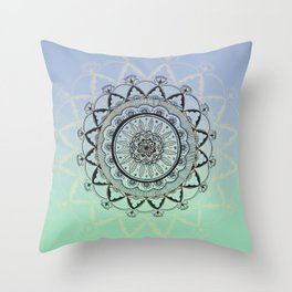 ZXP Throw Pillow