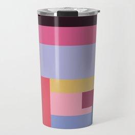 Color rods Travel Mug