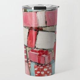 Pile of Presents by Trish Jones Travel Mug