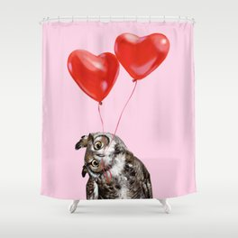 I am So In Love with You Shower Curtain