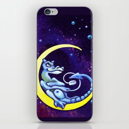 Midnight Surfer iPhone & iPod Skin