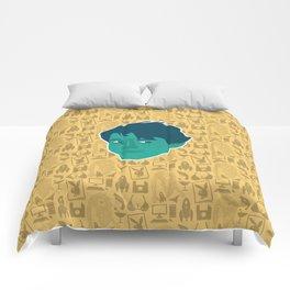 Wyatt - Weird Science Comforters
