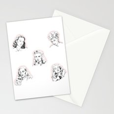 Vintage Lovelies Stationery Cards