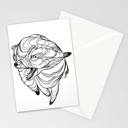 Vaporfox Stationery Cards