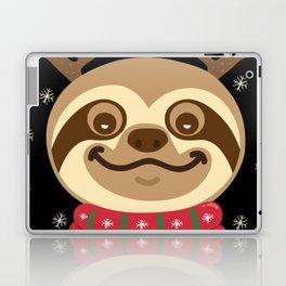 Sloth Reindeer Laptop & iPad Skin