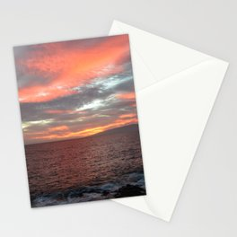 Cielo di fuoco. Stationery Cards