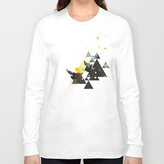 Existentialism Long Sleeve T-shirt