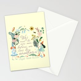 We must be ours Stationery Cards
