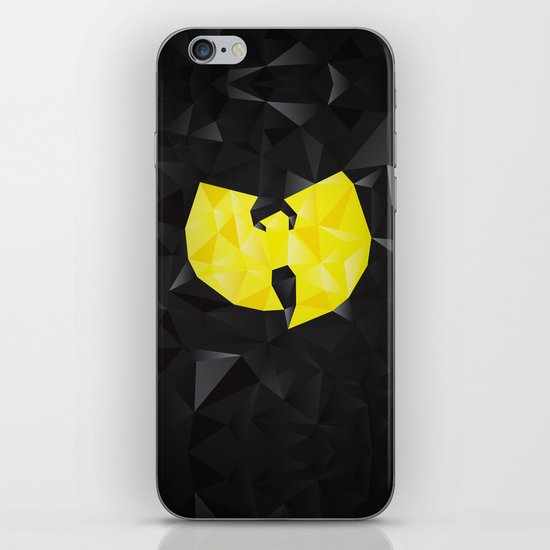 Wu-Tangle iPhone Skin