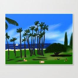 Hawaiian Holiday! Canvas Print
