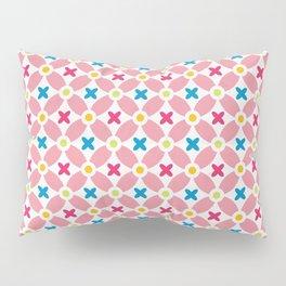 Holand Flower Garden Pattern Pillow Sham