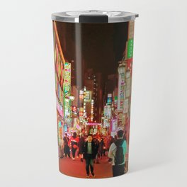 Tokyo Nights Travel Mug