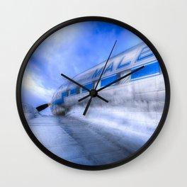 Malev Lisunov Li-2 Aircraft Wall Clock