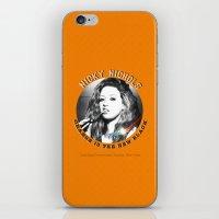oitnb iPhone & iPod Skins featuring Nicky Nichols - OITNB Character by Sandi Panda