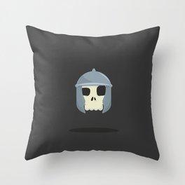 Roman Warrior Throw Pillow