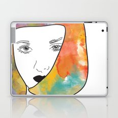 face I Laptop & iPad Skin