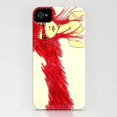 Red Target iPhone (4, 4s) Slim Case