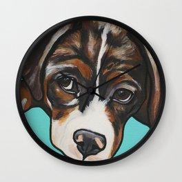 Pita the Puppy Wall Clock