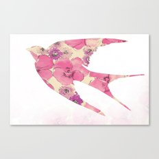 Swallow 2 Canvas Print