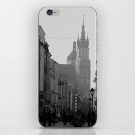 Krakow iPhone Skin
