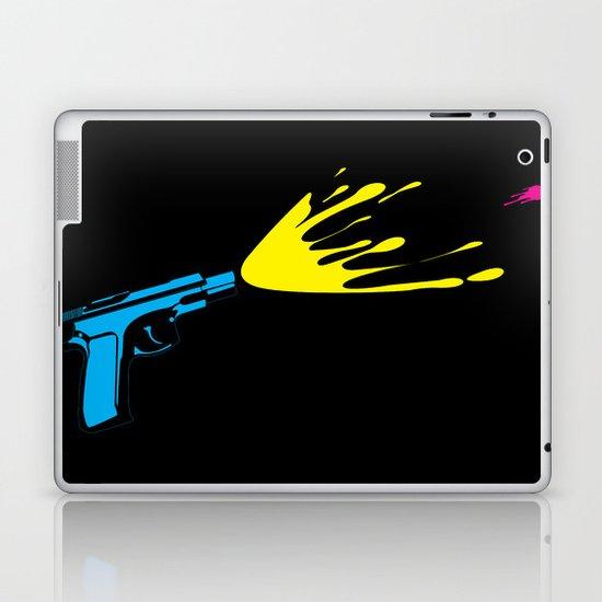 CMYKill Laptop & iPad Skin