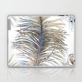 Ostrich Gold Laptop & iPad Skin