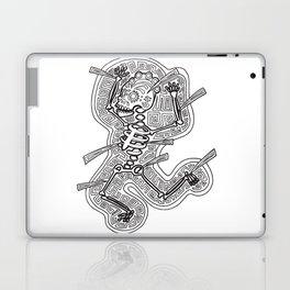 Temiminaloyan art from The Path  Mictlan Laptop & iPad Skin