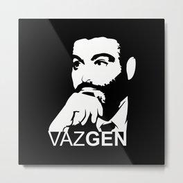 Vazgen Sargsyan Metal Print