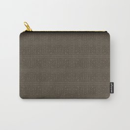 Maya pattern 2  Carry-All Pouch