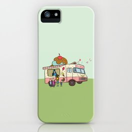 Dream Car iPhone Case