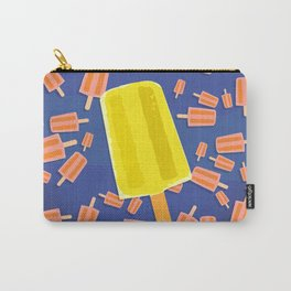 Lemon Ice Carry-All Pouch