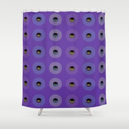 Aztec Collection: Eye in the Sky Variant 2 Shower Curtain
