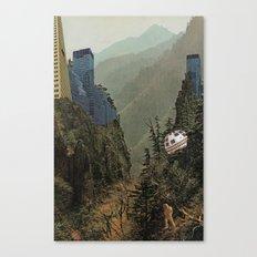 Huida Canvas Print