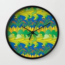 magical scenery Wall Clock