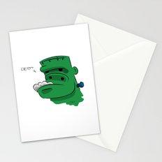 Frankenderp Stationery Cards