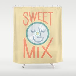 Sweet Mix Shower Curtain