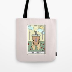 COFFEE READING Tote Bag
