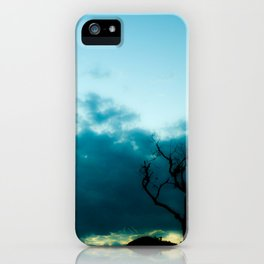 Dark Tree iPhone Case