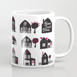 Home Sweet Home. Dreams and Memories. Coffee Mug