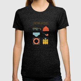 Captain Jacques 02 T-shirt