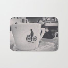 Coffee & Cafes Bath Mat