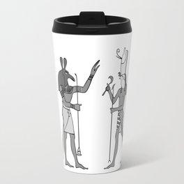 Gods of ancient Egypt Travel Mug