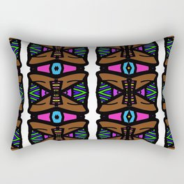 Eyez Rectangular Pillow