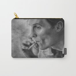 Rust Cohle Carry-All Pouch